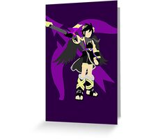 Super Smash Bros Dark Pit Greeting Card