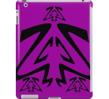 Ancestral Symbol-Forest iPad Case/Skin