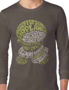 Fillmore: JEFFERSON AIRPLANE Long Sleeve T-Shirt
