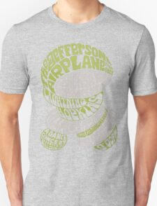 Fillmore: JEFFERSON AIRPLANE Unisex T-Shirt