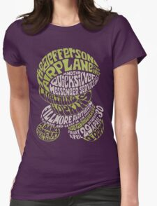 Fillmore: JEFFERSON AIRPLANE Womens Fitted T-Shirt