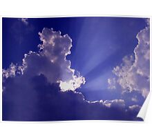 *HEAVEN'S RAYS* Poster