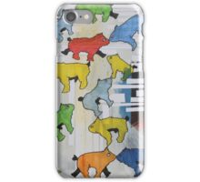 Koala lovers iPhone Case/Skin
