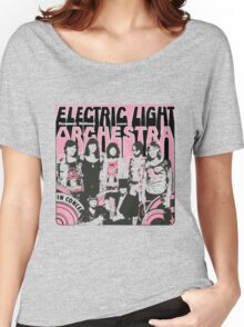 E.L.O. In CONCERT Women's Relaxed Fit T-Shirt