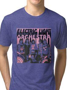 E.L.O. In CONCERT Tri-blend T-Shirt