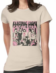 E.L.O. In CONCERT Womens Fitted T-Shirt