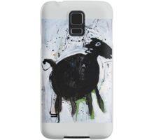 Black Horse 3  Samsung Galaxy Case/Skin