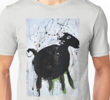 Black Horse 3  Unisex T-Shirt