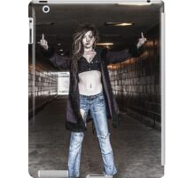Both Barrels iPad Case/Skin