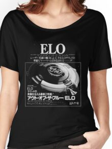 E.L.O. Japan Women's Relaxed Fit T-Shirt