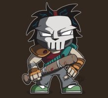Goongala! Casey Jones by DrewBird