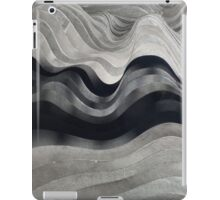 Steel Waves iPad Case/Skin