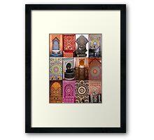 MAROC Framed Print