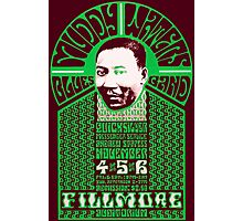 Fillmore: MUDDY WATERS Photographic Print