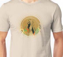Circular Abstract 01 Unisex T-Shirt