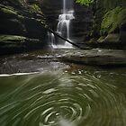 Waterfalls by Adam Bykowski