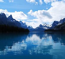 Lake Maligne by Joy & Rob Penney