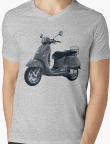 Scooter Mens V-Neck T-Shirt