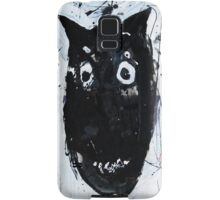 Black Horse 9 Samsung Galaxy Case/Skin