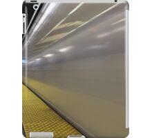 City trains iPad Case/Skin