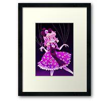 living doll Framed Print
