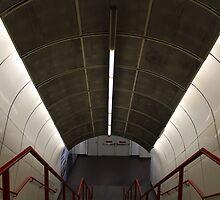 Vancouver train station by Gavistaloch
