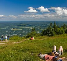 Mount Greylock by Kaitlyn  Squires