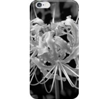 Spider Lily Desaturated iPhone Case/Skin