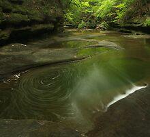 Double Whirlpool by Adam Bykowski