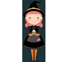 Kitchen witch Photographic Print