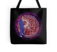 Wibbly Wobbly - Blue Tote Bag