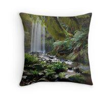 Hopetoun Falls Otways Victoria Throw Pillow