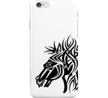 Tribal Horse Cool Vector T-Shirt and Stickers iPhone Case/Skin