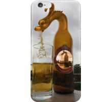 BROKEN GLASS SPILLED DRAGONS BEER PILLOW-TOTE BAGS-CELL PHONE COVERS ECT iPhone Case/Skin