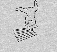 Primate Skate  outline Unisex T-Shirt
