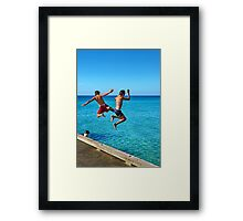 Summer Framed Print