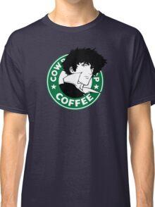Cowboy Bebop X Starbucks Inspired Illustration. Classic T-Shirt