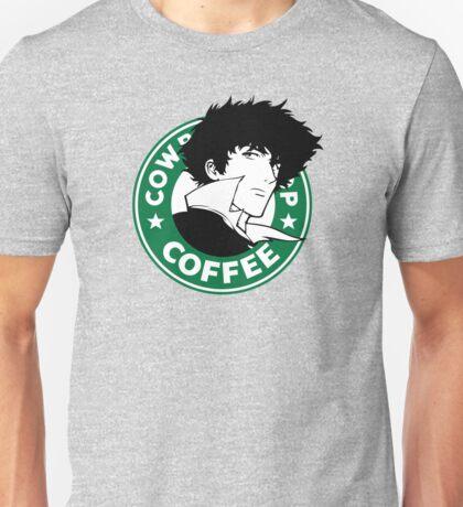 Cowboy Bebop X Starbucks Inspired Illustration. Unisex T-Shirt
