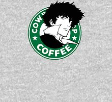 Cowboy Bebop X Starbucks Inspired Illustration. Unisex T-Shirt