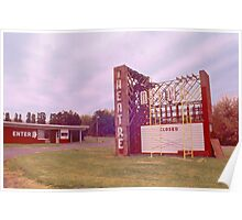 Midway Drive In Poster