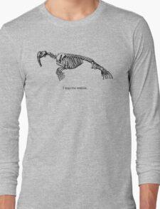 I was the walrus Long Sleeve T-Shirt