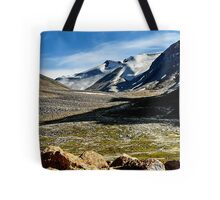 valley. ladakh, india  Tote Bag