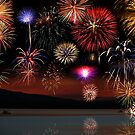 Fireworks Bay by Christopher Toumanian