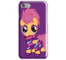My Little Pony Cutie Mark Crusader Scootaloo iPhone Case/Skin