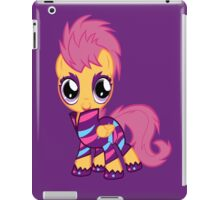 My Little Pony Cutie Mark Crusader Scootaloo iPad Case/Skin