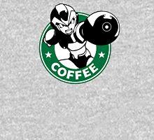 MegaMan X Starbucks Inspired Art Unisex T-Shirt