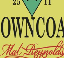 Browncoats Independent Extra Stout Sticker