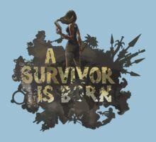 A Survivor Is Born by Steph Skiles