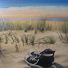Onetangi Shoes (2008) by Lauren Worsley