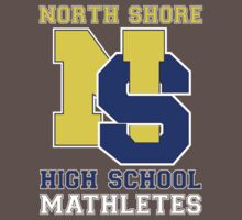 North Shore High School Mathletes Kids Clothes